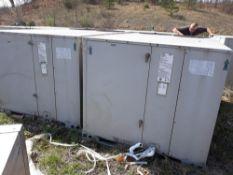 (5) Lenox L Series Rooftop Heating / Cooling units 20 ton 208/230 volt