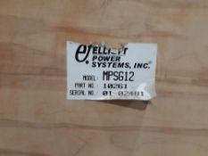New Still In Box Elliott Power Systems Generator MN: MPSG12, SN: 01-02481, Natural Gas, 12Kw
