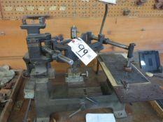 Manual Pantograph Engraver Location: 129 Bank St