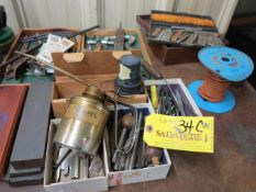 Lot Miscellaneous Tools Location: 40 John Williams St