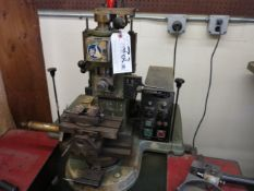 Posalux Electric Diamond Faceting Machine Location: 129 Bank St
