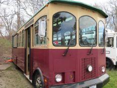 1989 Spartan Trolley