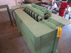 Lockformer 24GA Roll Lock Former 24GA Cap S/N RL-5304