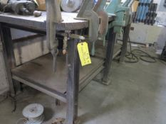 Welding Table 30'' x 66'' x 1 1/2'