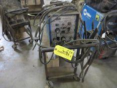 AGM Industries Model 580SS Welder S/N 87152 1 PH