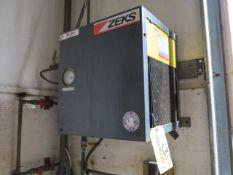 Zeks Chiller/Dryer Model 104SBA100 S/N 79034-6 115V
