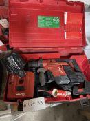 Hilti TE 5A cordless hammer drill