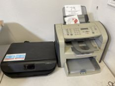 HP LaserJet 3050 and HP Envy 4520