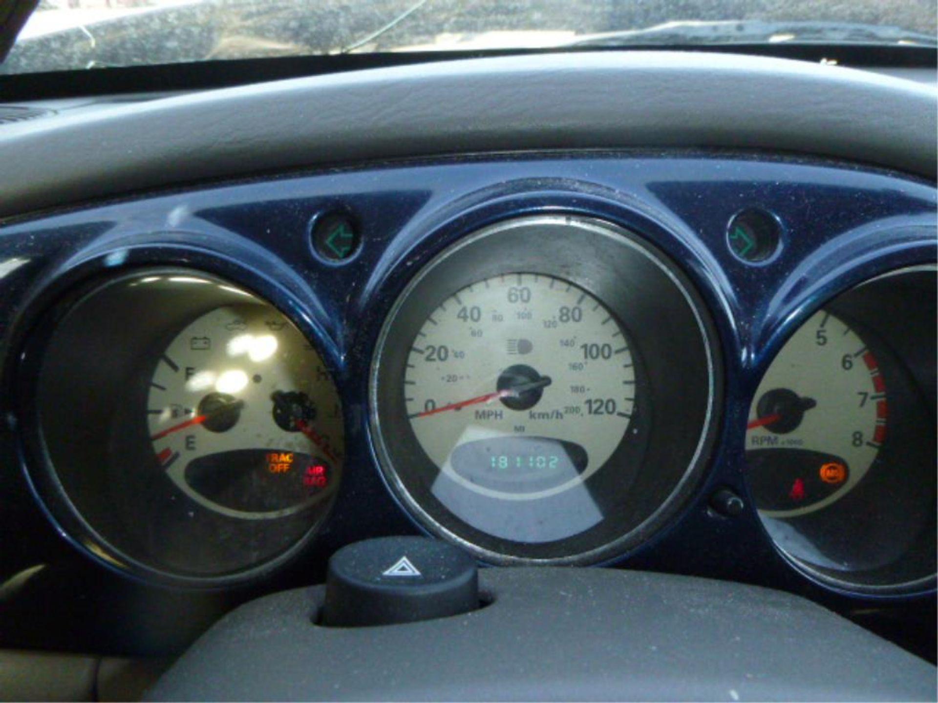 2002 Chrysler PT Cruiser - Image 12 of 14
