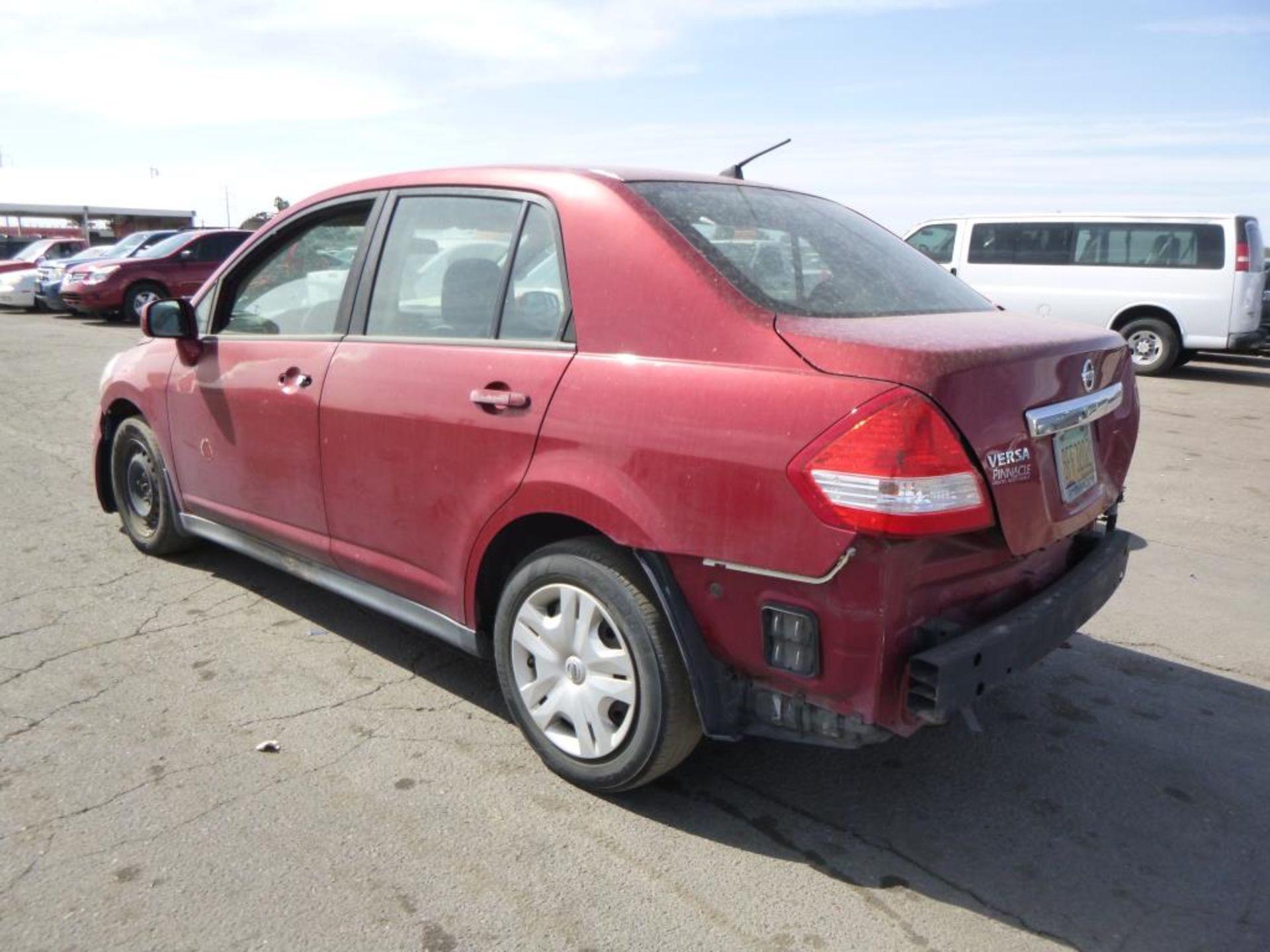 2010 Nissan Versa - Image 2 of 13