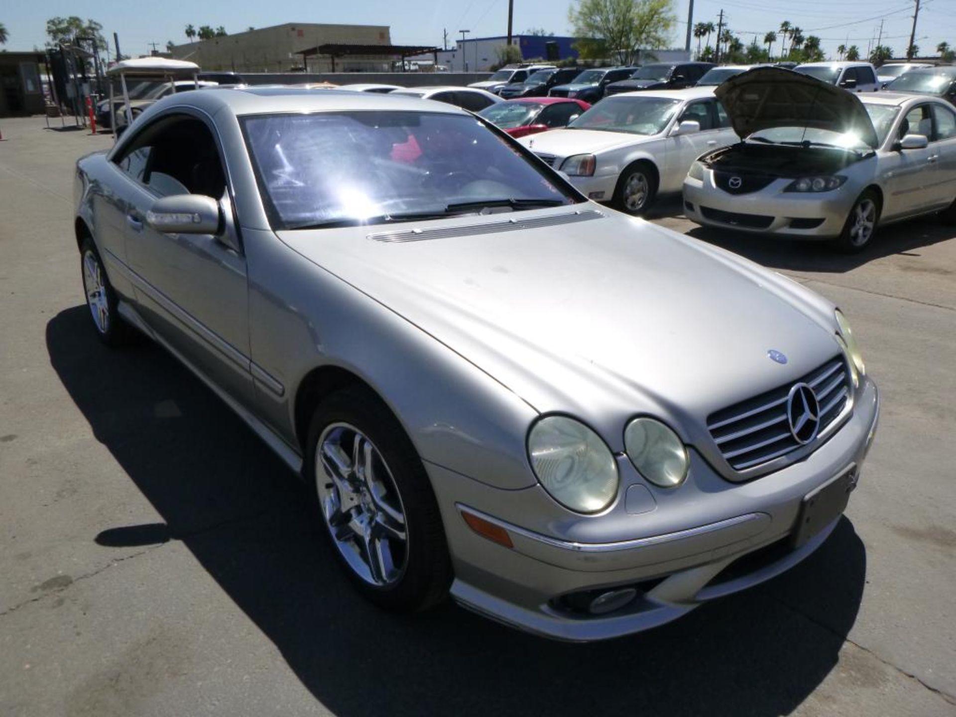 2004 Mercedes-Benz CL-Class - Image 2 of 15
