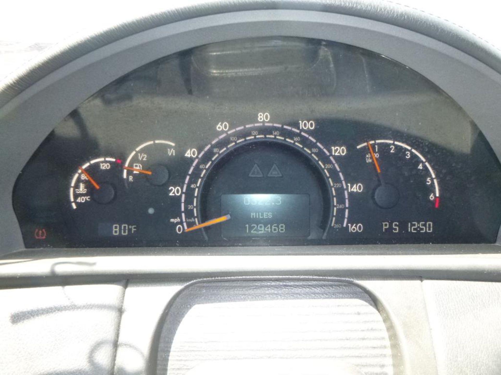 2004 Mercedes-Benz CL-Class - Image 12 of 15