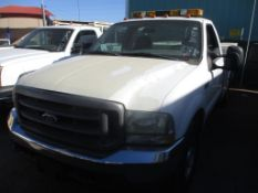 (Lot # 3906) - 2003 Ford F-350 SD