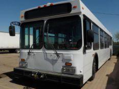 (Lot # 3924) - 2007 New Flyer D40LF Transit Bus