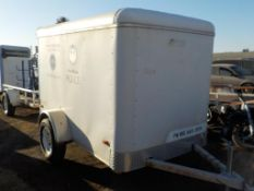 (Lot # 3956) - 2003 Pace American Cargo Trailer