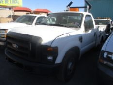 (Lot # 3907) - 2008 Ford F-250 SD