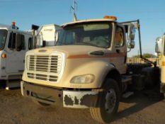 (Lot # 3951) - 2010 Freightliner M2 Rolloff Hoist Truck