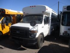 (Lot # 3922) - 2008 Ford E-Series School Bus