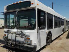 (Lot # 3923) - 2008 New Flyer D60LF Transit Bus