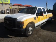 (Lot # 3903) - 2008 Ford F-350 SD