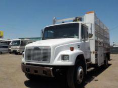 (Lot # 3915) - 2003 Freightliner FL70 Utility Truck