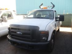 (Lot # 3909) - 2008 Ford F-250 SD