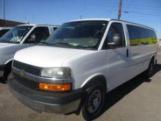 (Lot # 3902) - 2013 Chevrolet Express G1500