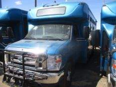 (Lot # 3940) - 2013 Ford E-450 SD Shuttle Bus