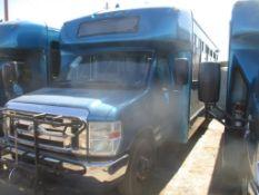 (Lot # 3931) - 2013 Ford E-450 SD Shuttle Bus