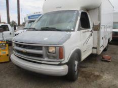 (Lot # 3913) - 2000 Chevrolet Express Box Van