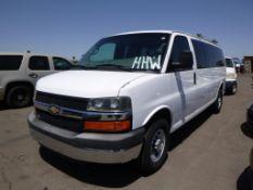 (Lot # 3901) - 2012 Chevrolet Express G1500
