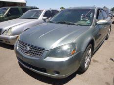 (Lot # 3315) 2005 Nissan Altima