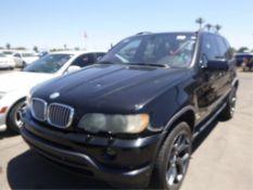 (Lot # 3335) 2002 BMW X5