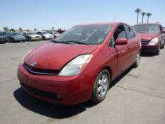 (Lot # 3321) 2006 Toyota Prius
