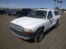(Lot # 3301) 2000 Dodge Dakota