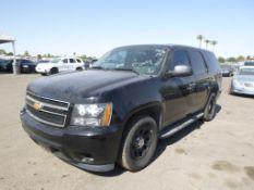 (Lot # 3344) 2012 Chevrolet Tahoe