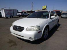 (Lot # 3325) 2001 Nissan Maxima
