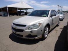 (Lot # 3336) 2010 Chevrolet Malibu