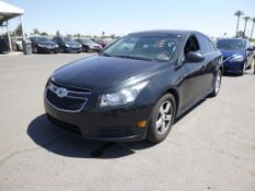 (Lot # 3333) 2014 Chevrolet Cruze