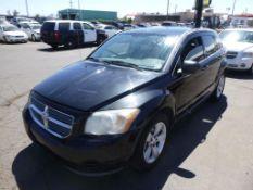 (Lot # 3329) 2010 Dodge Caliber