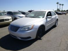 (Lot # 3338) 2012 Chrysler 200