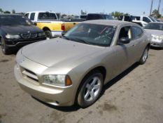 (Lot # 3310) 2008 Dodge Charger