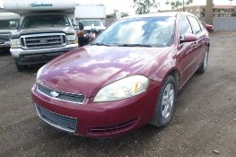 (Lot # 3316) 2006 Chevrolet Impala