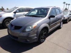 (Lot # 3359) 2003 Pontiac Vibe