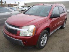 (Lot # 3304) 2005 Chevrolet Equinox