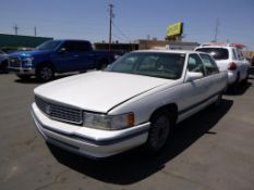 (Lot # 3323) 1994 Cadillac Deville