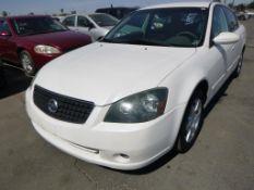 (Lot # 3354) 2005 Nissan Altima