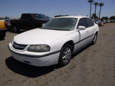 (Lot # 3302) 2005 Chevrolet Impala