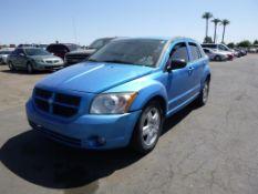 (Lot # 3332) 2009 Dodge Caliber