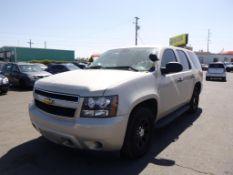 (Lot # 3342) 2012 Chevrolet Tahoe